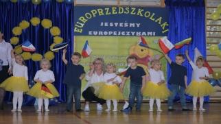 Europrzedszkolaki w Zabełkowie