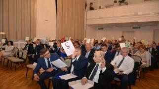 Komunikat prasowy ws. XLVI sesji Zgromadzenia Ogólnego Śląskiego Związku Gmin i Powiatów