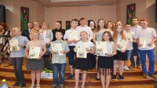 Nagrody dla wyróżniających się uczniów
