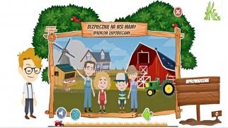 Uczy i bawi w wakacje: kurs e-learningowy dla dzieci