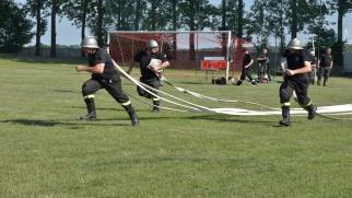 Strażaccy oldboje w akcji