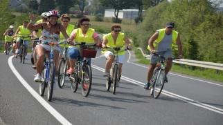 Rajd rowerowy na zakończenie wakacji