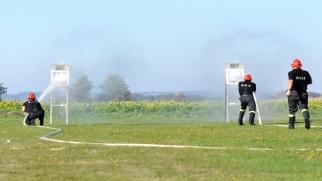 Strażacy rywalizowali w Rudyszwałdzie