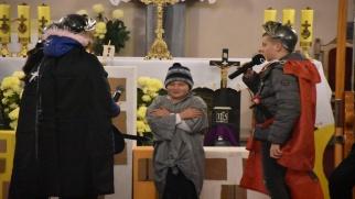 Rogale świętomarcinkowskie w Owsiszczach i Krzyżanowicach