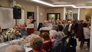 Seniorzy świętowali w Krzyżanowicach
