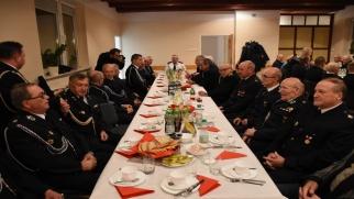 Spotkanie weteranów OSP gminy Krzyżanowice
