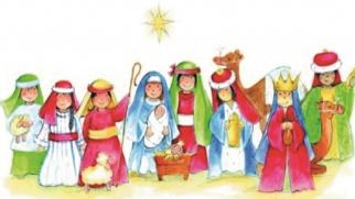 Gminny Przegląd Przedstawień Bożonarodzeniowych