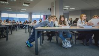 Gratulacje dla Szkoły Podstawowej w Zabełkowie