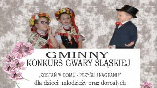 Konkurs Gwary Śląskiej w nowym wydaniu