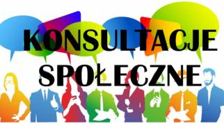Zaproszenie do udziału w konsultacjach społecznych