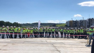 Zbiornik Racibórz Dolny oficjalnie otwarty