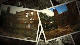 Rewitalizacja Ruin Zamku wraz z udostępnieniem wieży i wozowni - FILM