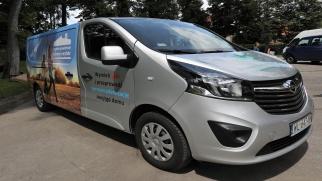 Mobilne Czyste Powietrze ponownie w Gminie Krzyżanowice