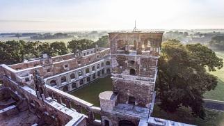 Zmiana godzin otwarcia ruin zamku w Tworkowie