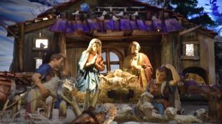 W żłobie leży – Stajenki Bożonarodzeniowe w kościołach całej Gminy