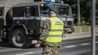 Niewybuch w Krzyżanowicach - akcja zakończona