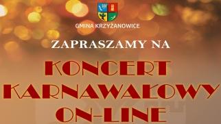 Koncert Karnawałowy on-line