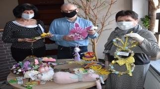 Konkurs Wielkanocny na ozdobę wielkanocną rozstrzygnięty