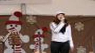 Justyna Okrent zaśpiewała w Bohumínie