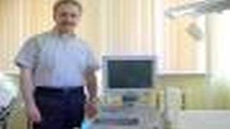 Nowy ultrasonograf w Ośrodku Zdrowia w Krzyżanowicach