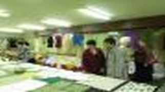 Wystawa koronek