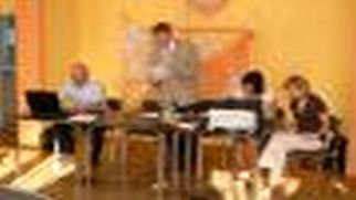 Zebranie założycielskie i warsztaty LGD Morawskie Wrota