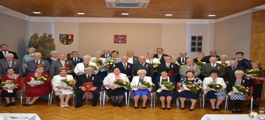 Do dziś pozostali razem… Jubileusz 50-lecia pożycia małżeńskiego świętowało 20 par